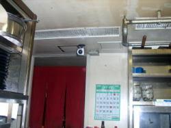 厨房ネットワークカメラ