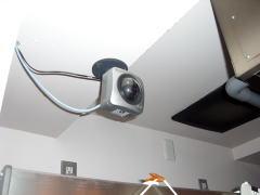 厨房カメラ