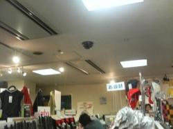 天井ネットワークカメラ