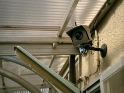 園庭用カメラ