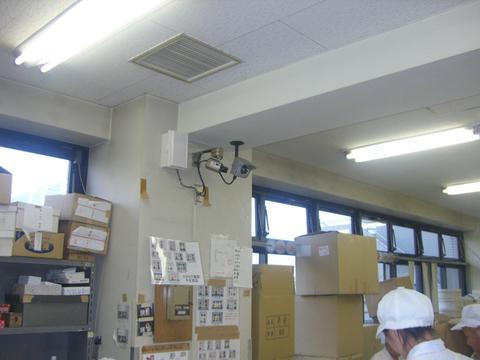 生産現場カメラ